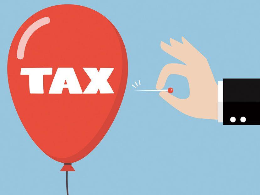 Impuestos- tax freedom day
